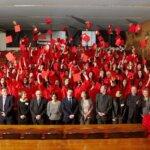Remise diplômes 2011