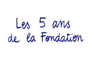 5ans Fondation