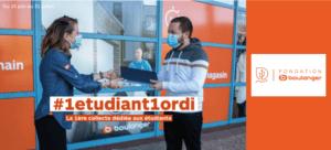 #1etudiant1ordi : Campagne nationale de collecte dédiée aux étudiants